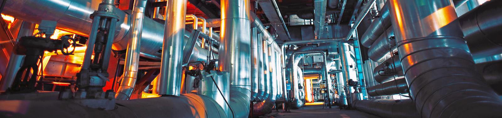 Brennertechnik in der Industrie