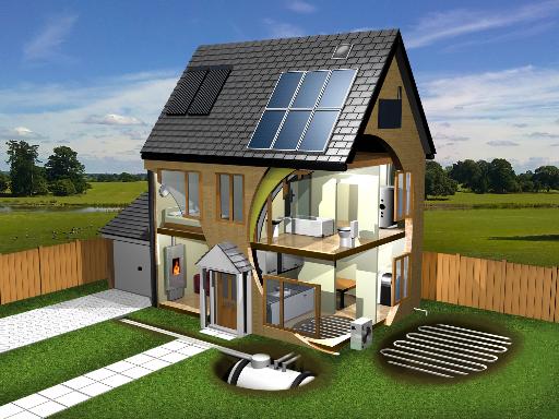 Energy saving in households